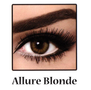 Bella Soft Diamond Collection Allure Blonde Contact Lens